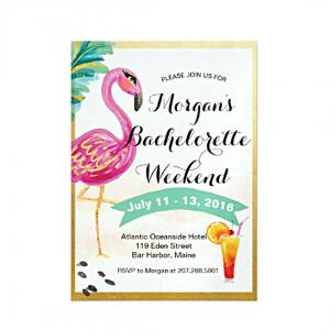 Girls Weekend Party Invitation