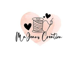 MaJeans-Creations-Logo-Design