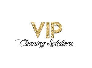 VIP-Cleaninging-Solutions-Logo-Design
